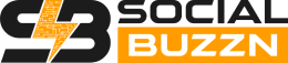 Social Buzz Logo