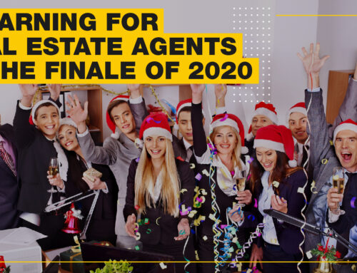 A Warning For Real Estate Agent In The Finale Of 2020