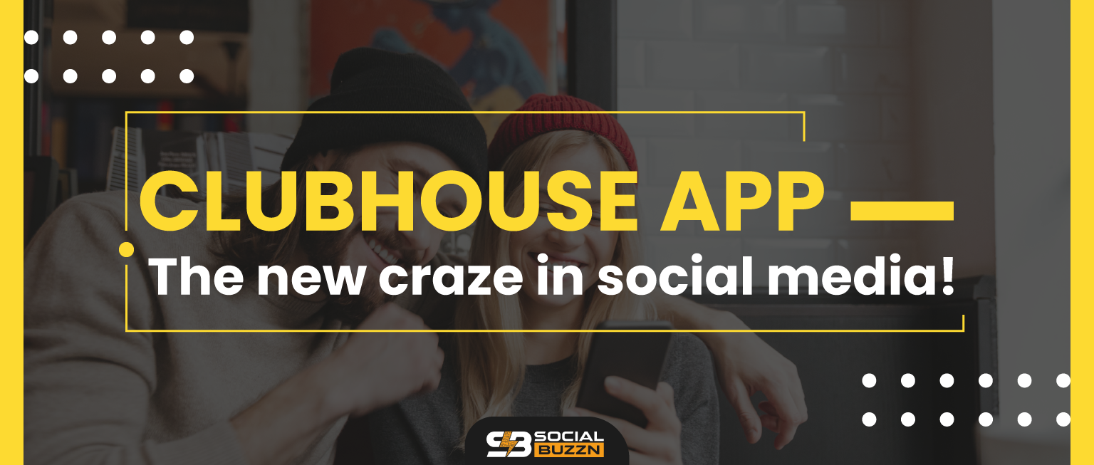 Clubhouse app cover
