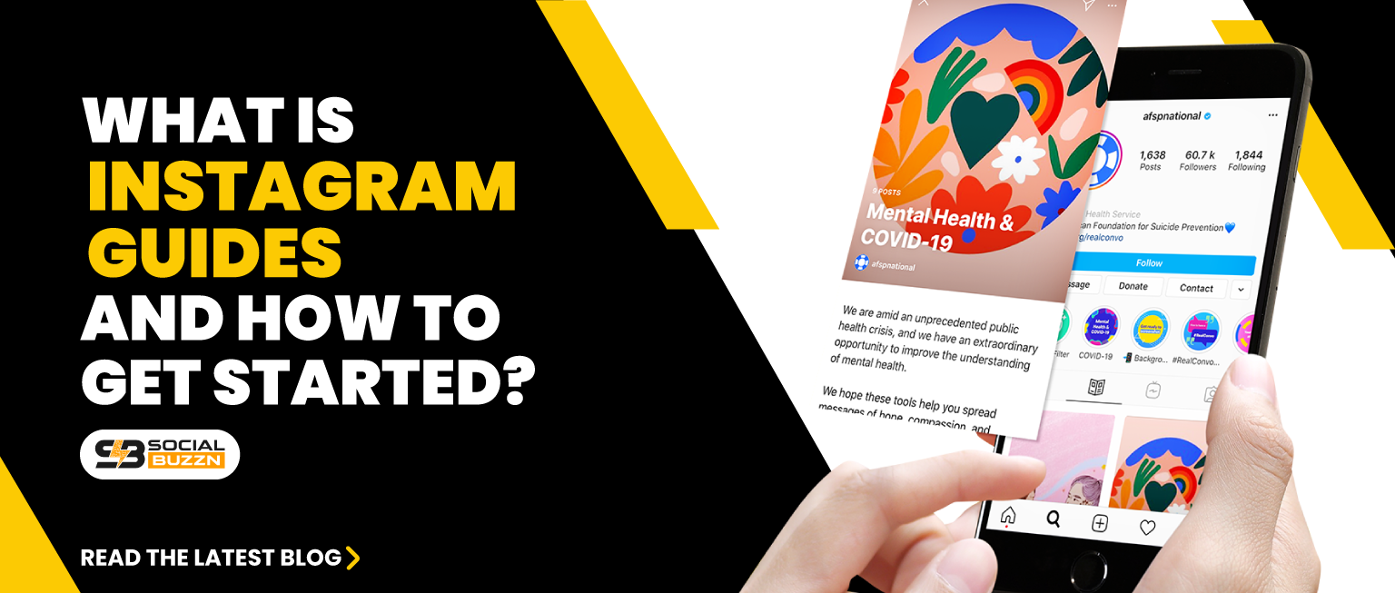 what is instagram guide and how to get started