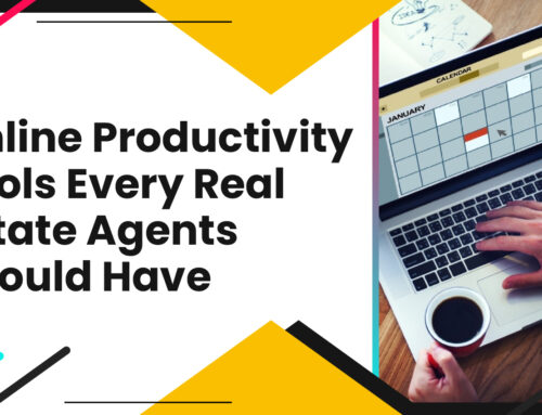 Online Productivity Tools Every Real Estate Agents Should Have